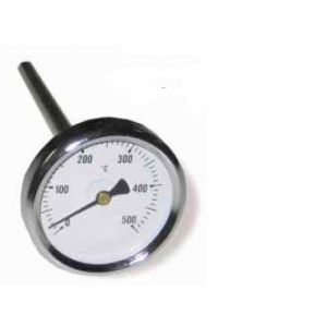 Walltherm rookgas thermometer