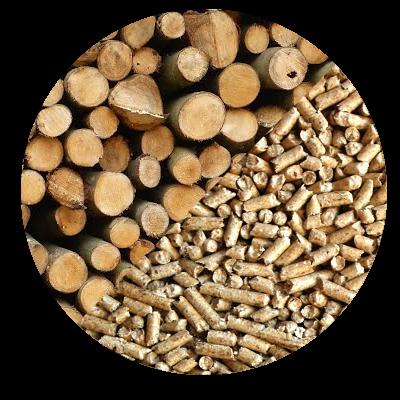 Biomassa ketel Pellet Hout combi