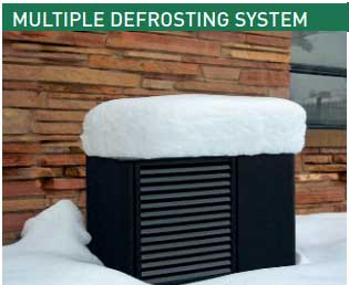 warmtepomp onderdelen