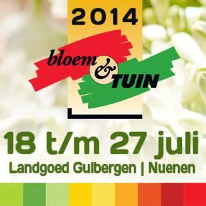 Bloem & Tuin beurs 2014