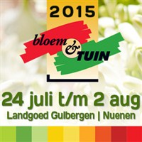 Bloem & Tuin beurs 2015