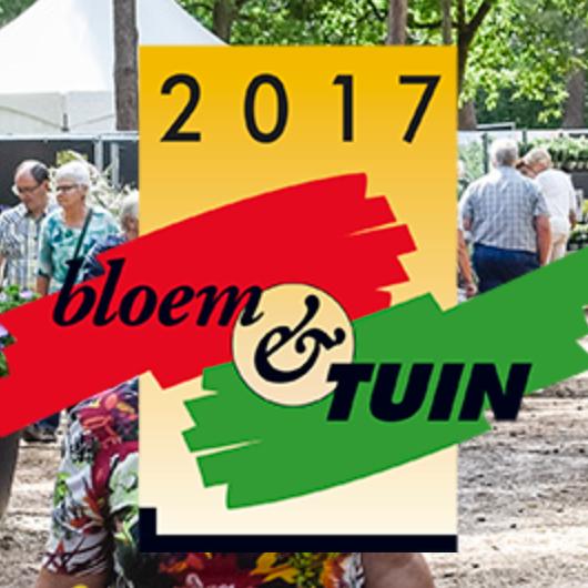 Bloem & Tuin beurs 2017