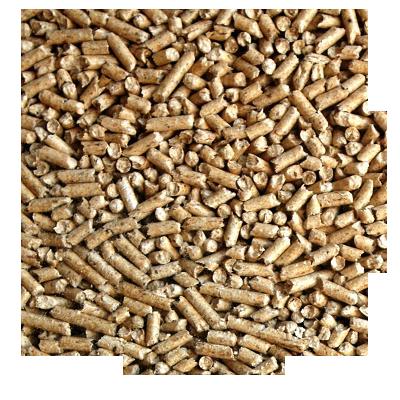 Biomassaketels Pellets